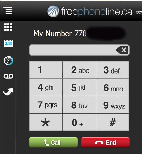 Picture of Get Free VoIP Phone Service in Canada