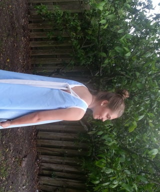 Making a Dress Using a Commercial Pattern or Learning the Language of Sewing