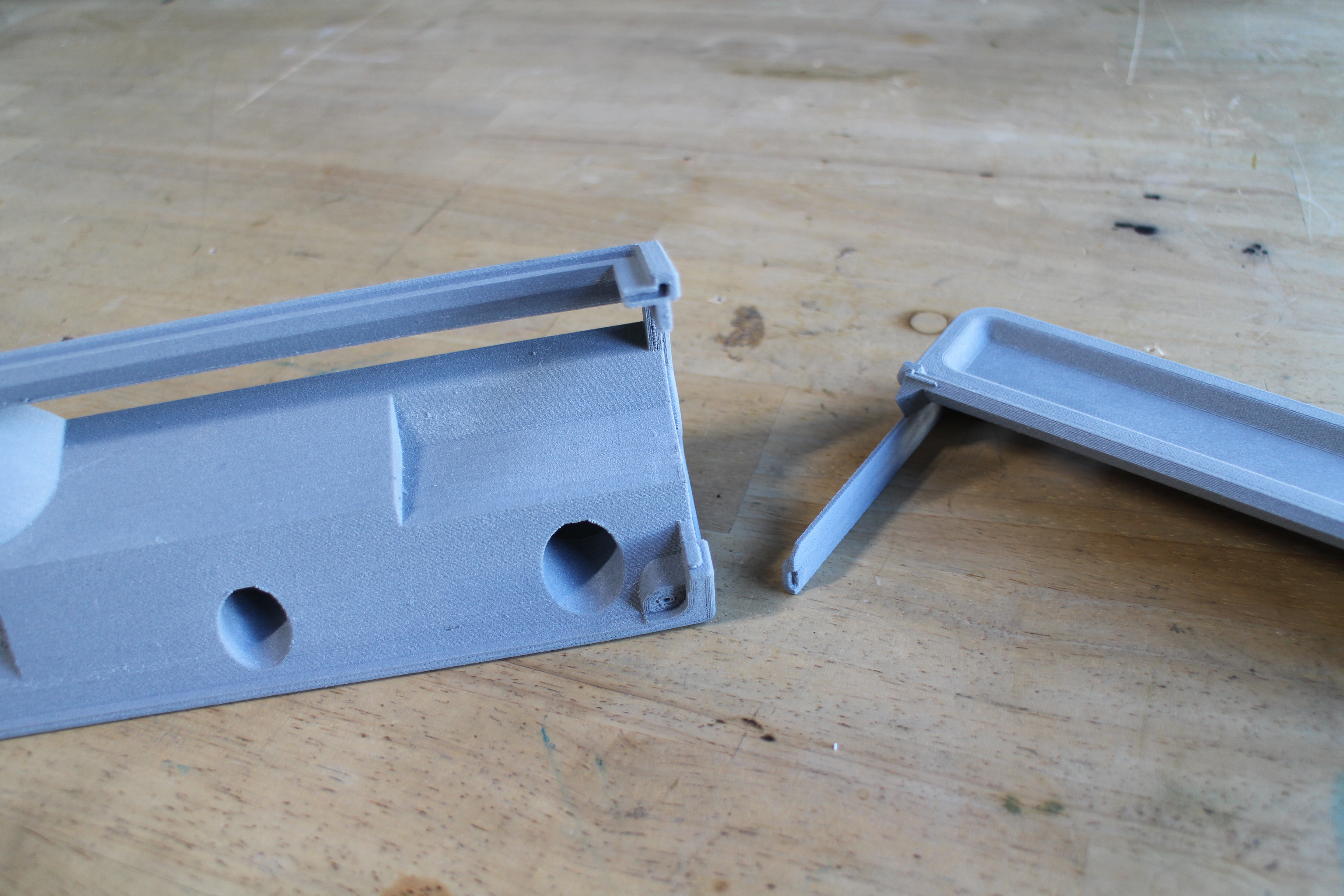 Picture of Assemble 3D Printed Parts
