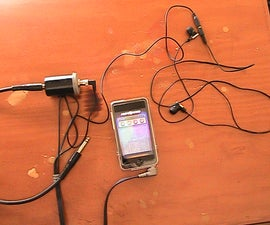 Make a cable to use your iPhone or iPod Touch as a guitar amp