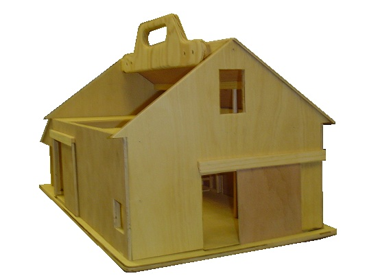 Picture of Barn, Toy