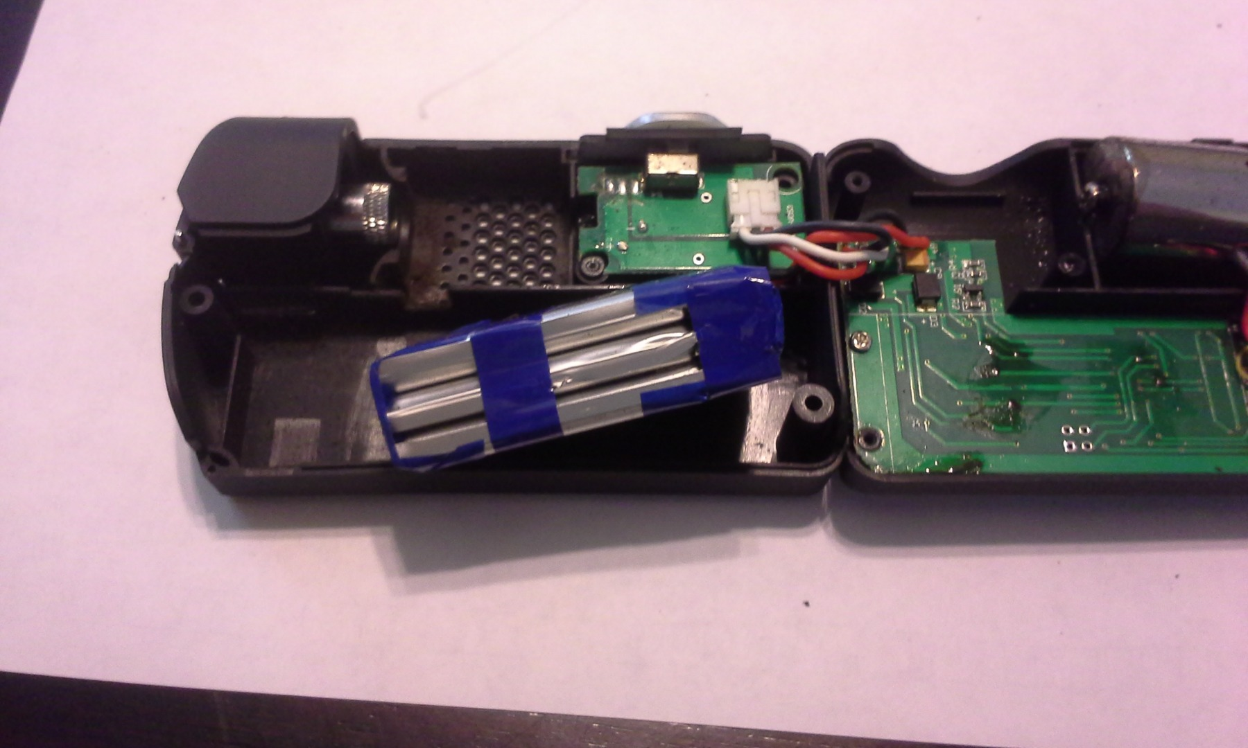 Picture of DaVinci Vaporizer Battery Replacement