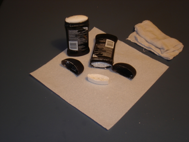 Picture of Fix (or Renew) a Stick Deodorant