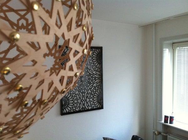 Moresque Lampe