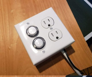 Internet Enabled Power Outlet