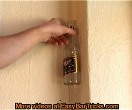 Beer Bottle Trick !!