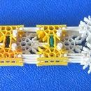 How to make a working K'nex ratchet.