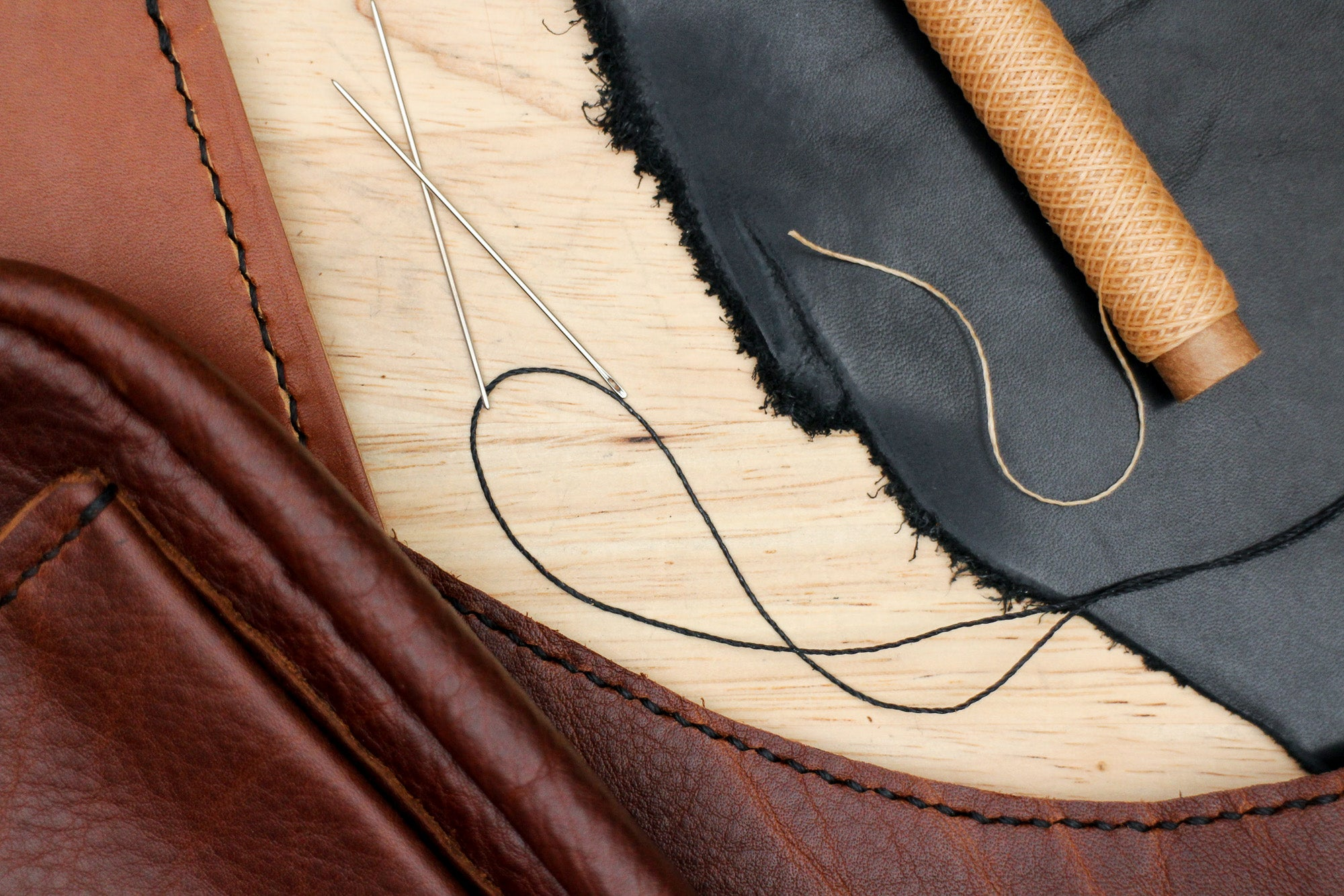 Intermediate Leatherworking Class