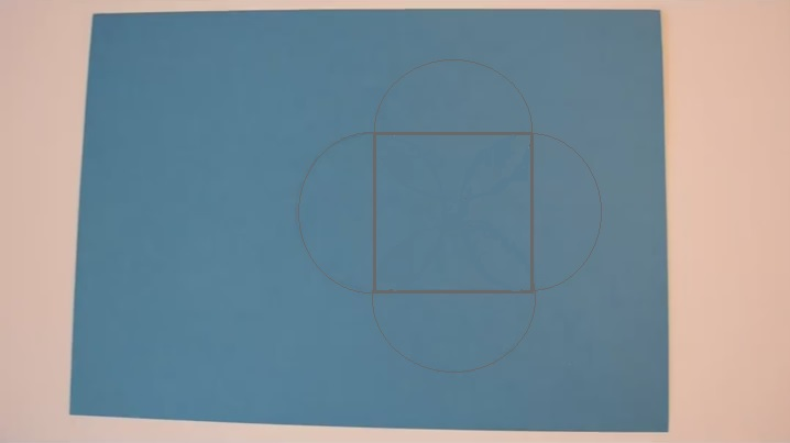 Picture of Make a Half Circle on Each Side!