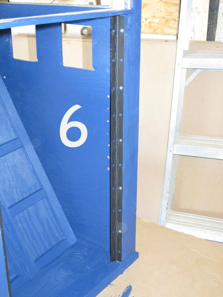 Picture of Attach the Doors