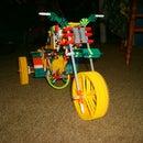 knex Honda ATC 350x 3 wheeler