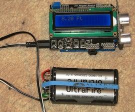 Arduino Battery