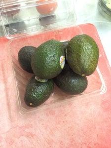 Peeling the Avocado