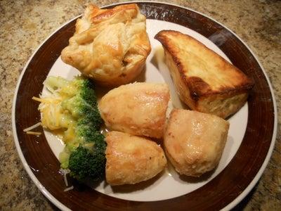 Turkey Picnic Pies