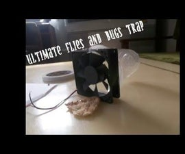 Ultimate flies and bugs trap, How to make flies trap