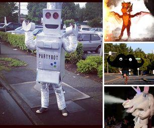 Author Spotlight: Partybot