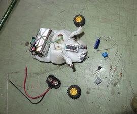 Instamorph Junkbot (Herbie)