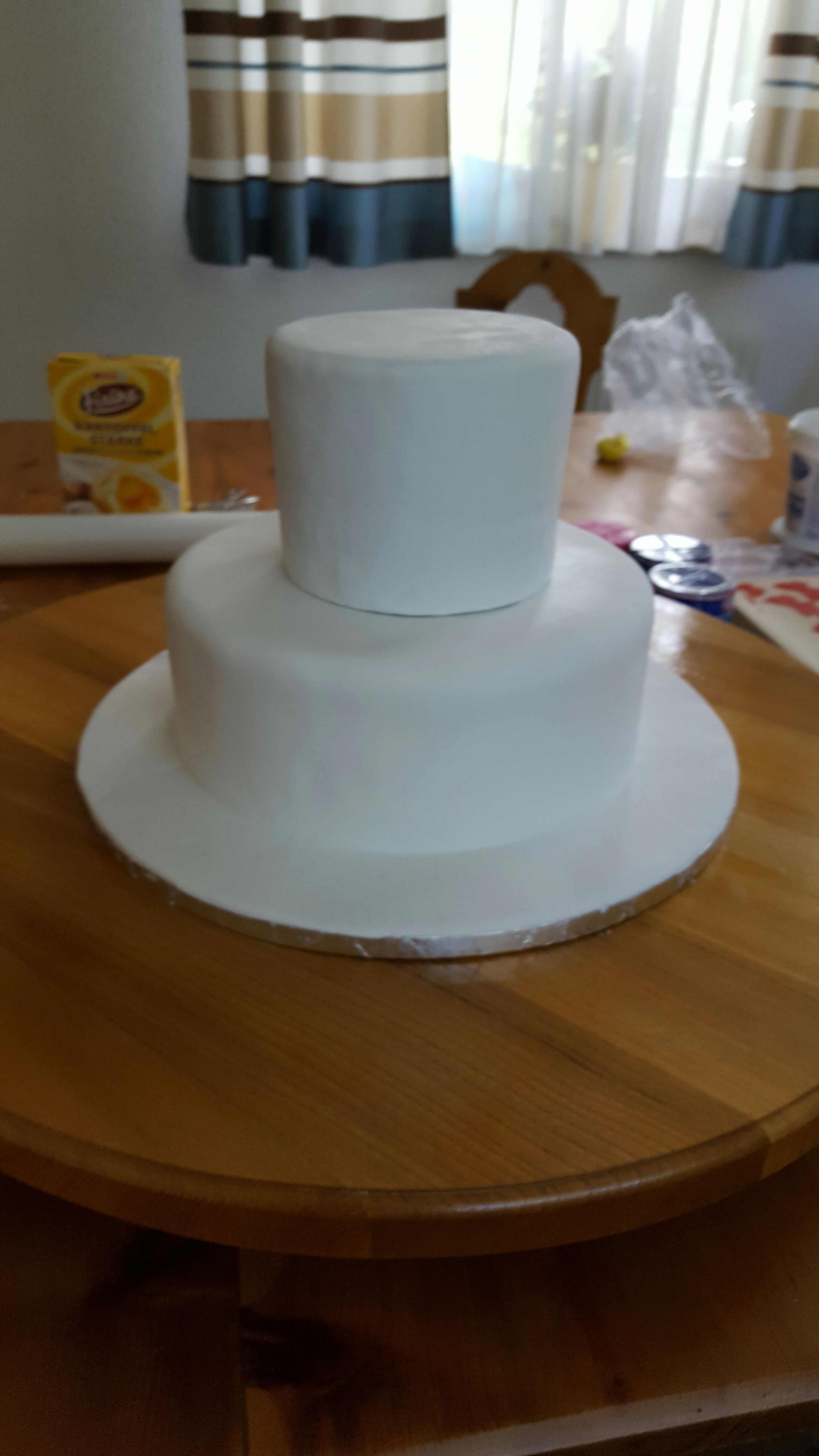 Picture of Cover 2. Layer in Fondant