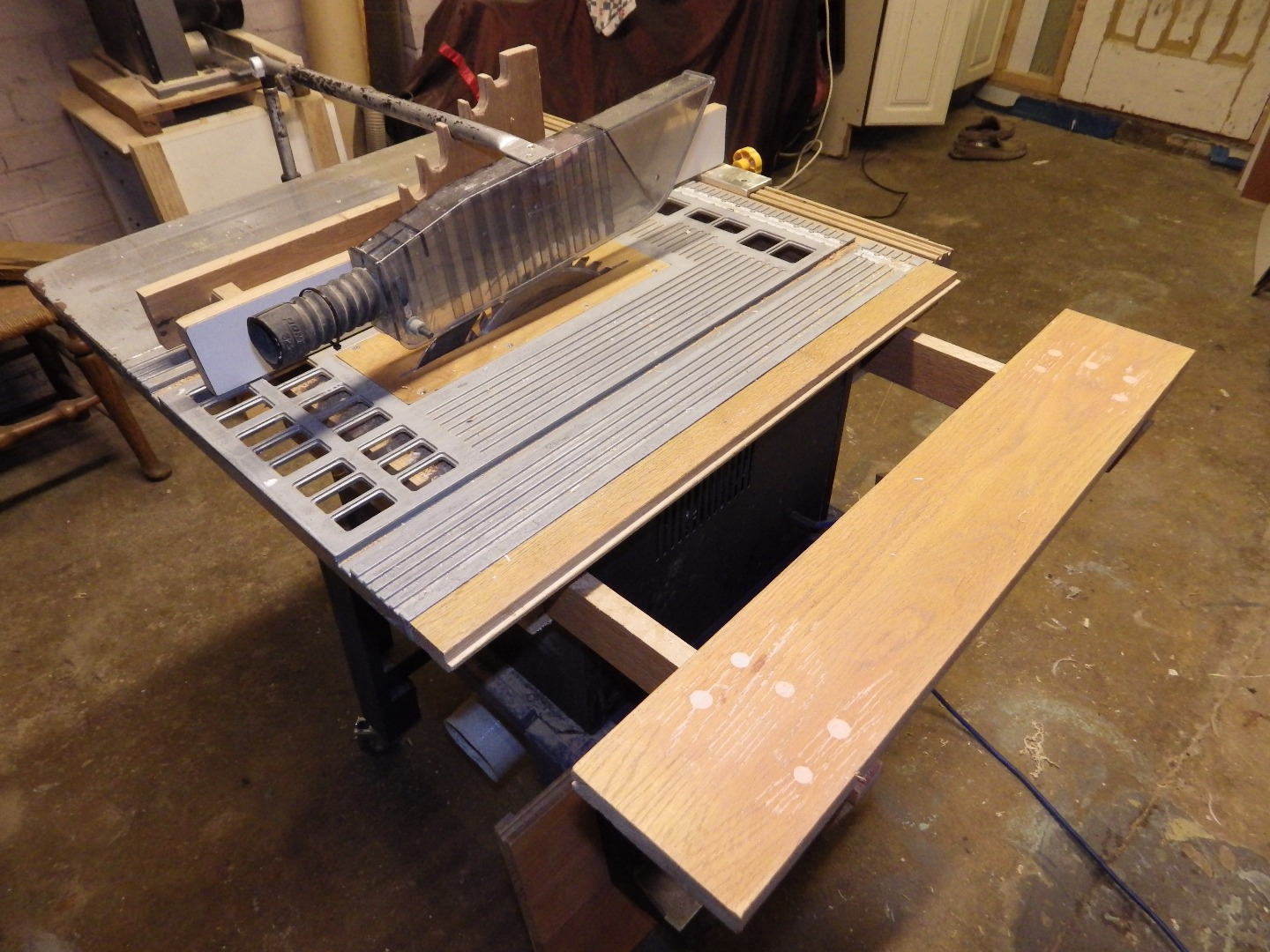 Picture of Extending Side Table