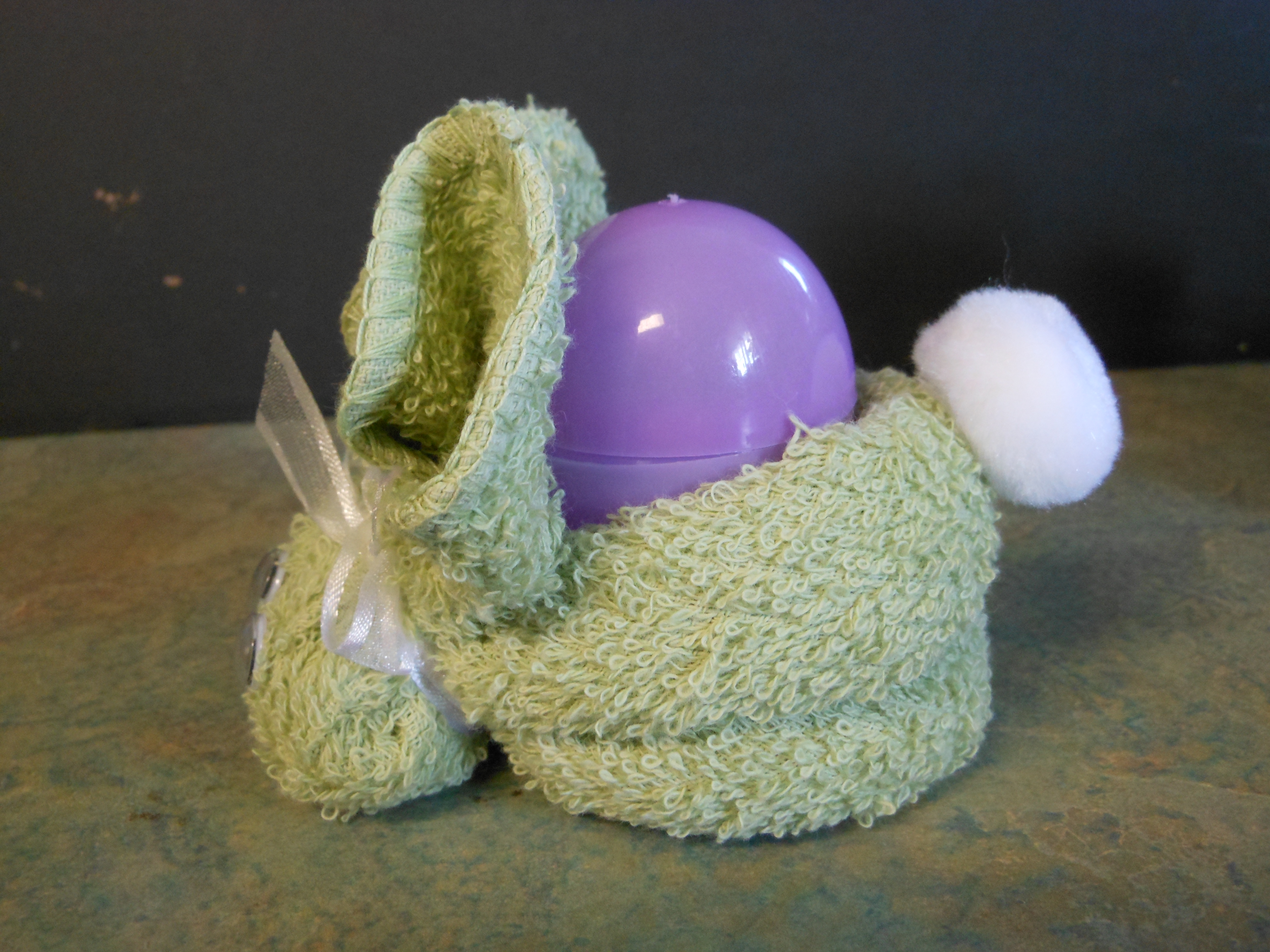Picture of Bunny Easter Egg Holder