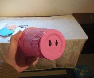 Peppa Pig Party Basement Blast (Inexpensive!)