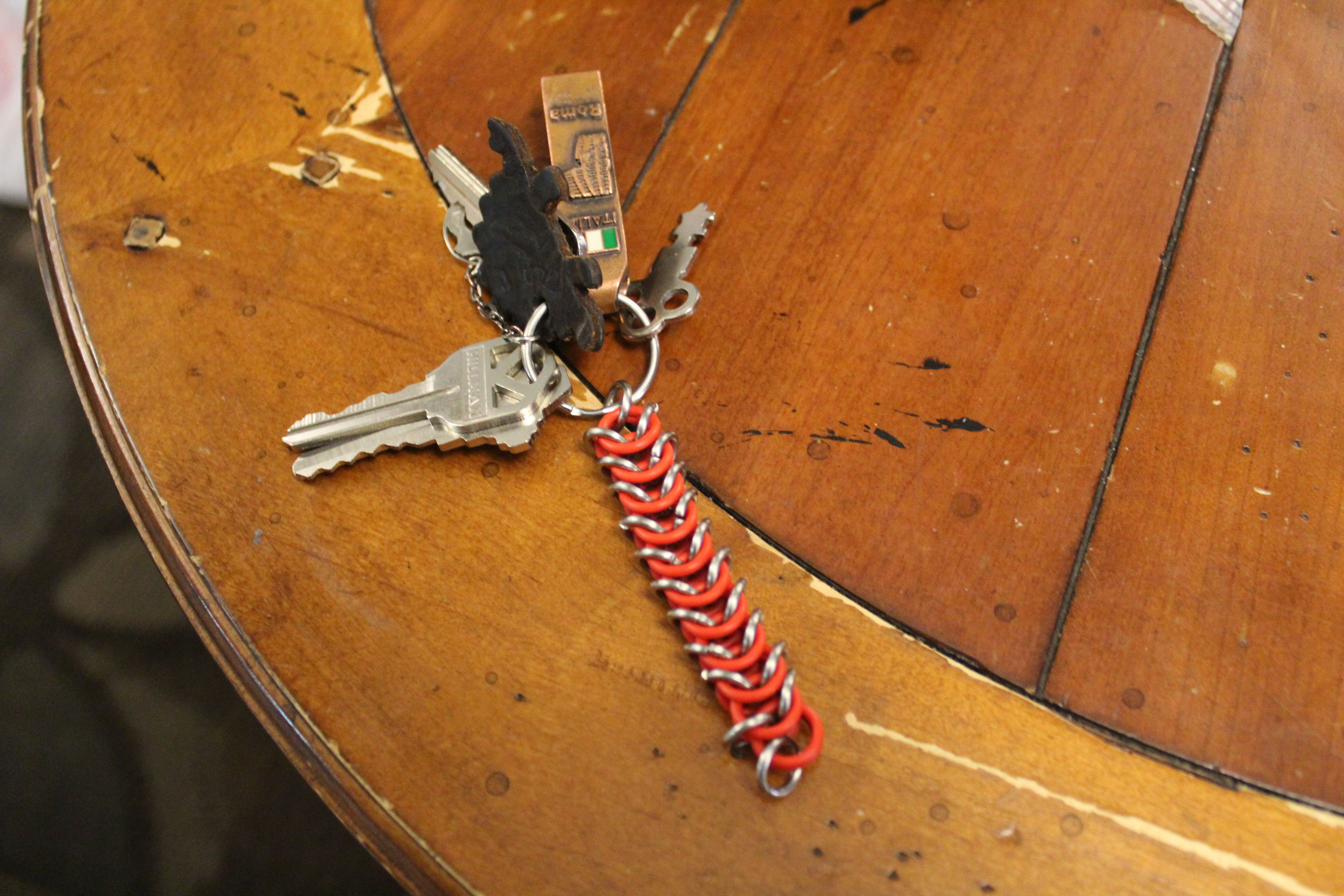Picture of Attaching Your Keys