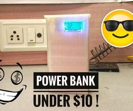 Power Bank Under $10 ! | DIY | 3D Printed