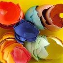 Egg Art Ideas-Dye and Try!