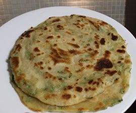 How to Make Scallion Pancakes