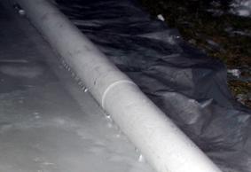Picture of Prepare a Level Area & Perimeter for Water