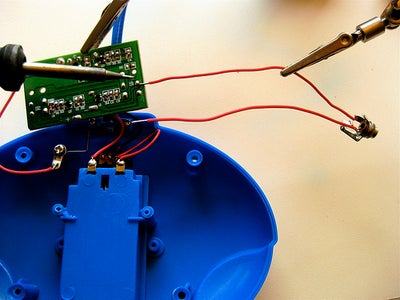 Soldering Switch Jack to Circuit