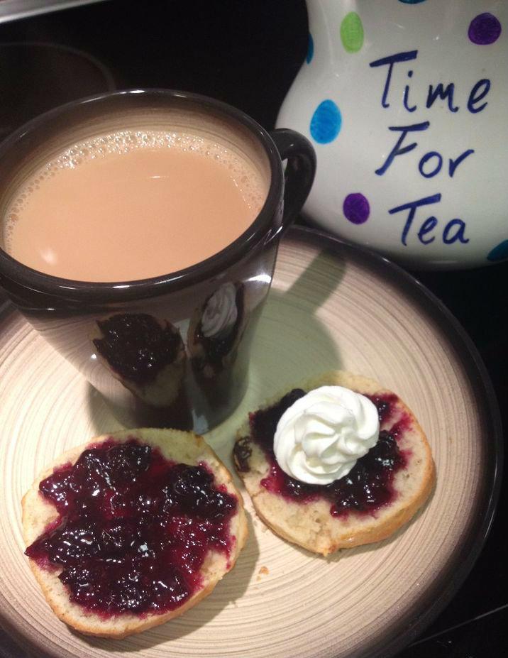 Picture of English Cream Tea