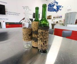 Cork Bottle Wraps | Wine Labels