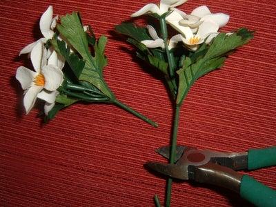 Prepare Flowers