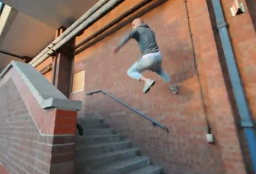 Picture of Sweet parkour video