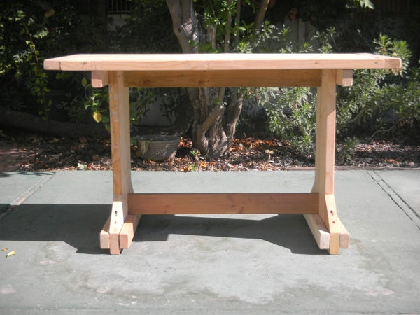How to Make a Table Within $10
