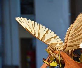 How to Make a Wooden Bird