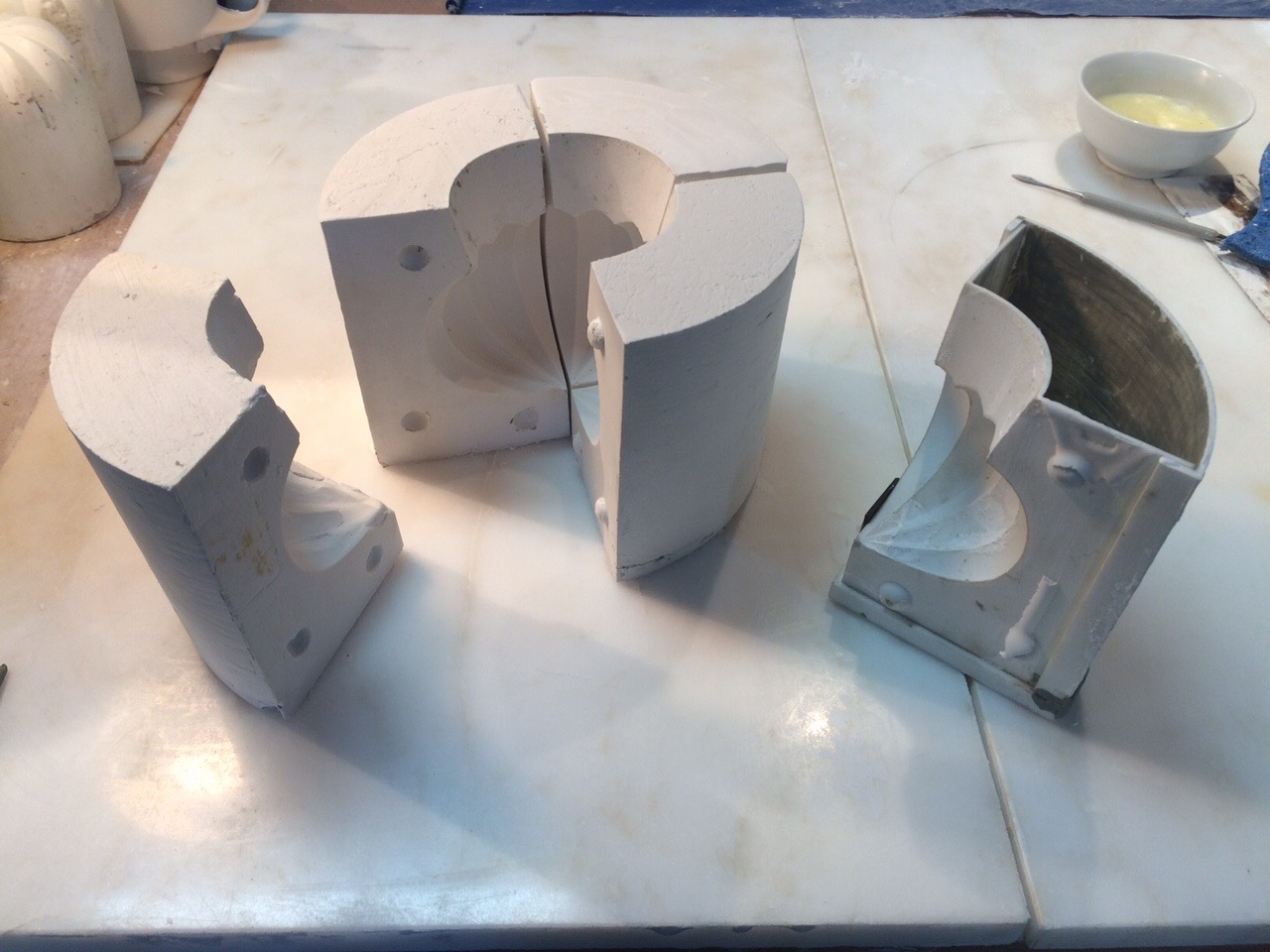 Picture of 3D Print a Case Mold to Make Duplicate Mold Parts