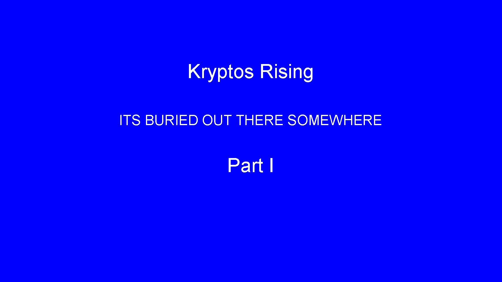 Picture of How to Solve Sanborn's Kryptos: the Final Piece of the Puzzle - Part 1