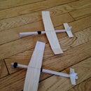 How To Make Balsa Gliders