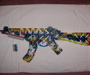 K'nex MP5
