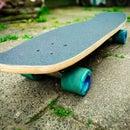 Making My Own Mini-cruiser Skateboard