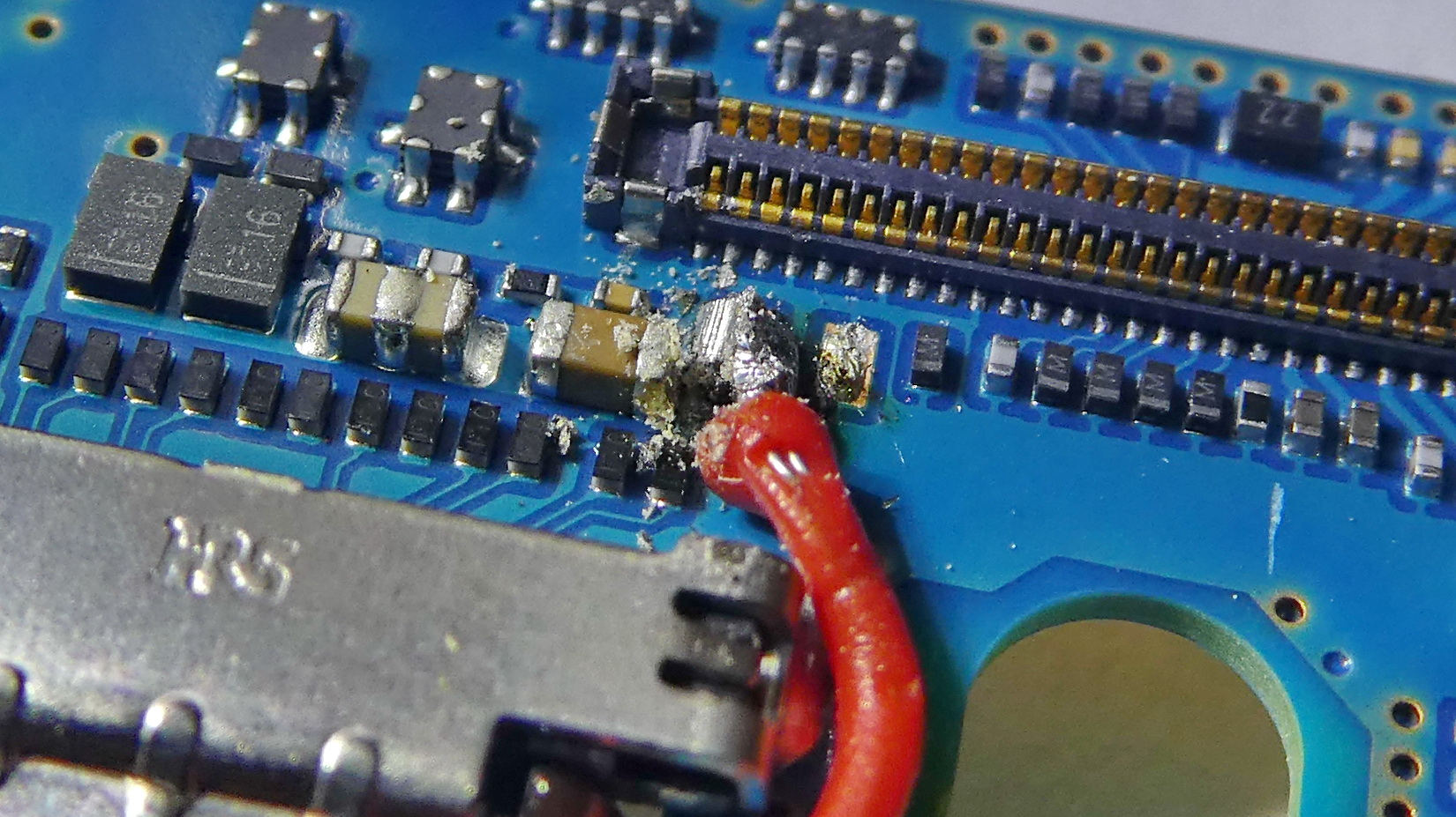 Picture of Solder Your Wires On