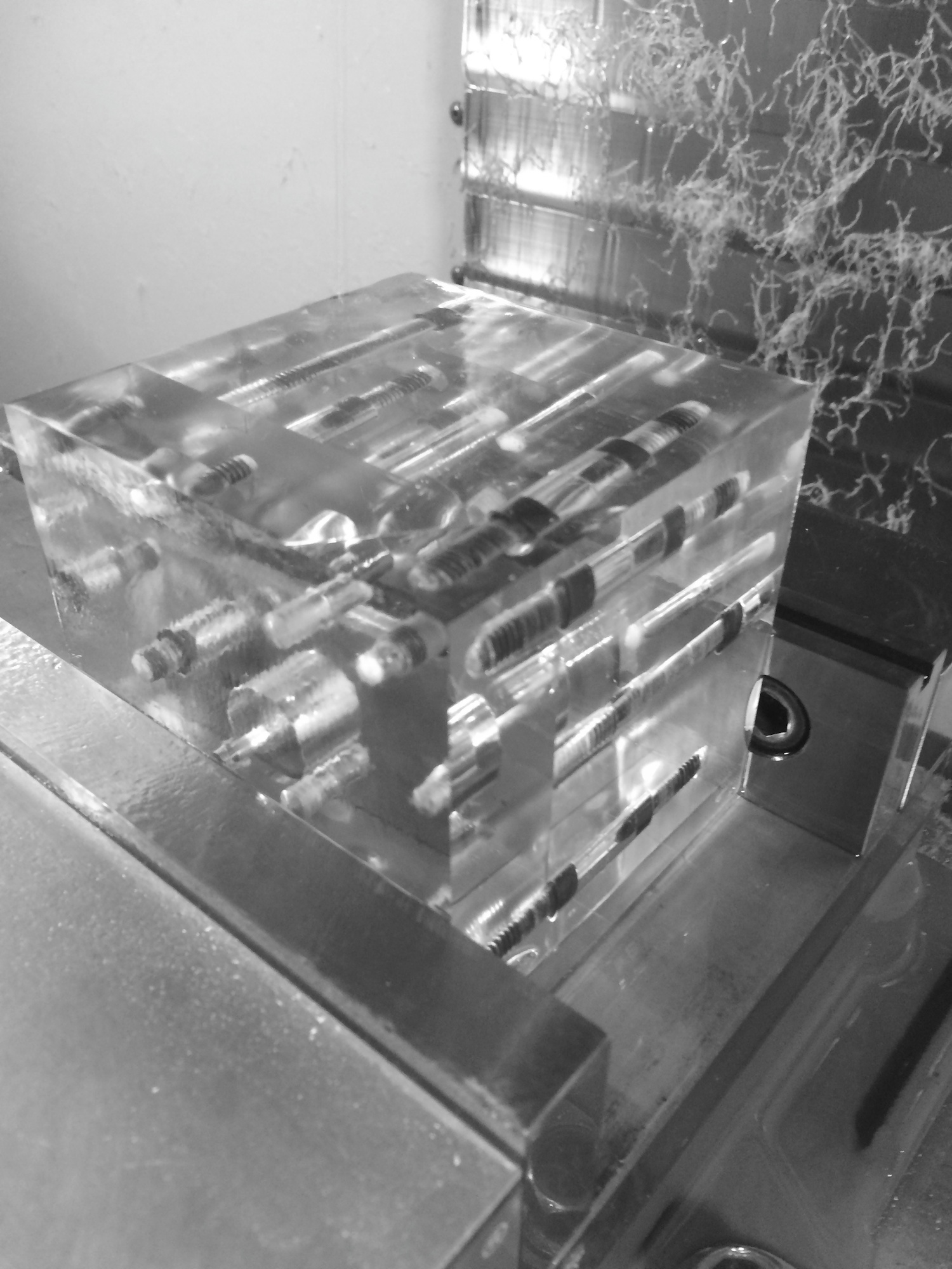 Picture of CNC Machining