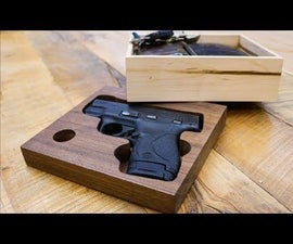 Build a Simple Box for My EDC With No CNC