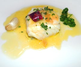 Cod in Pil-pil Sauce (Traditional Basque Recipe)