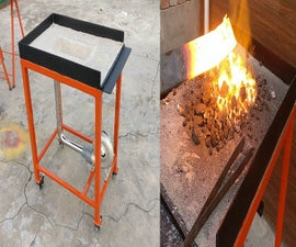 Mobile Coal Forge Build