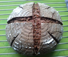 Pure Rye Bread