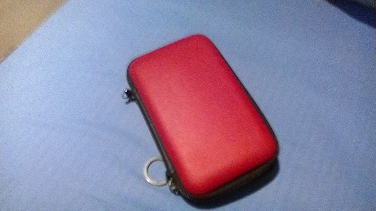 Picture of 3DS Case to Nerf Ammo Box Conversion.