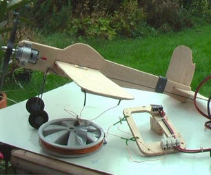 Build and fly a C/L model aircraft